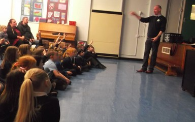 Internet Safety for Year 2s
