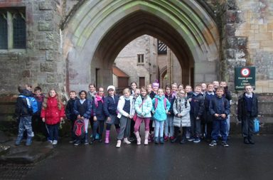 Year 5 visit Cragside House