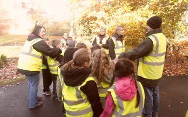 Pedestrian Training in Year 3