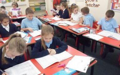 Year 4 love spelling lessons