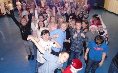 Year 5/6 Christmas party!