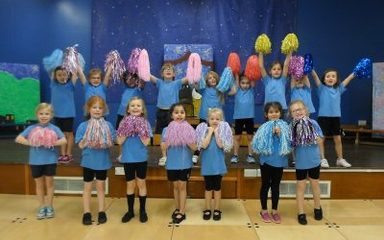 Year 1 Cheerleading Squad