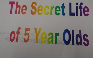 Glynwood Pupil to appear on The Secret Life of 5 Year Olds