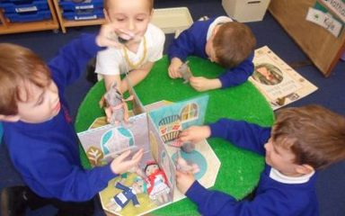 Reception Love Traditional Tales