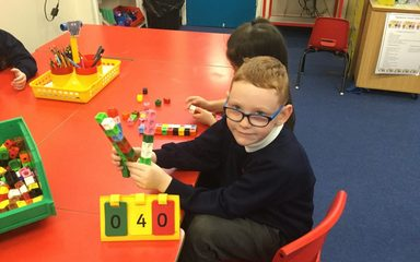 Practical Maths in Y1EB