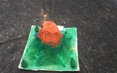 Volcanic fun in Y4RO