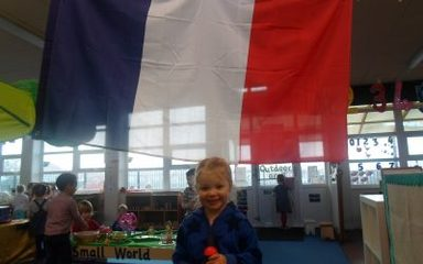Nursery Celebrate 'French Day'