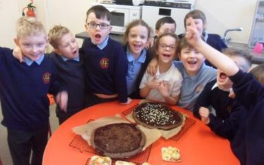 Year 2 Tuesday Cookery Club