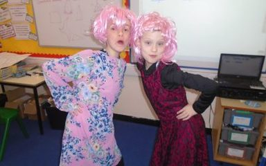 World Book day in Year 6