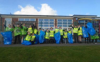 Glynwood's Great British Spring Clean