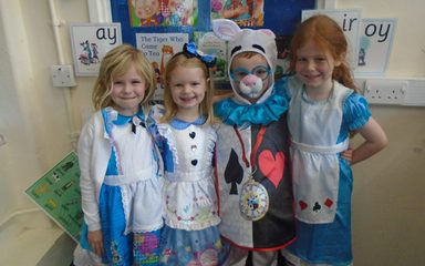 Year 1EB Have a Fantastic World Book Day