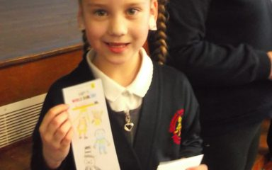 Fantastic World Book Day bookmarks