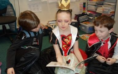 World Book Day Y4RO