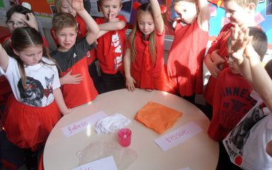 Testing Materials in Year 2