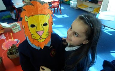 KS1 Animal Homework Afternoon
