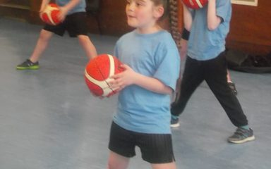 Basketball in Year 2