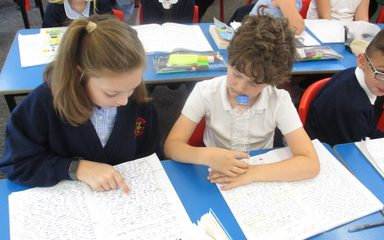 Y4's read and share day!