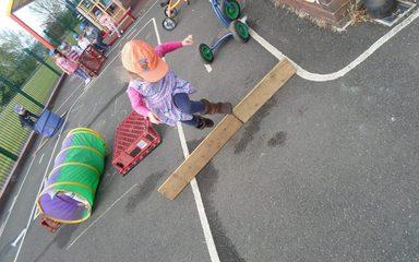 Outdoor Adventures in Nursery