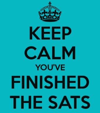 Image result for sats completed