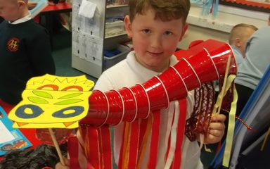 Creative Country Homework by Year 2