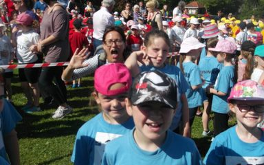 More pictures from the Saltwell Park Fun Run