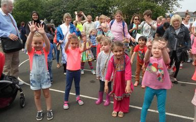 Early Years Colour Carnival