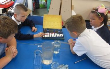 Superb Science Week in Y4!