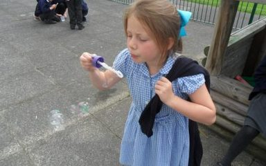Can you make a square bubble?