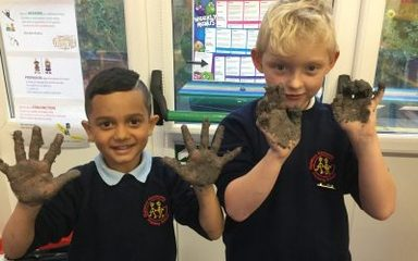 Rocks and Soils and Sticky Clay