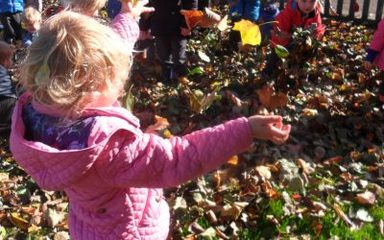 Nursery's Autumn Walks