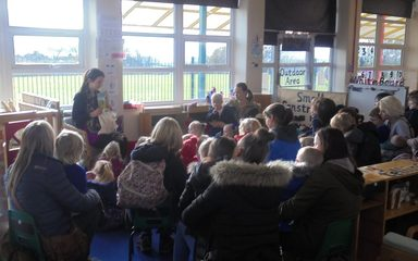 Nursery Shared Storytime