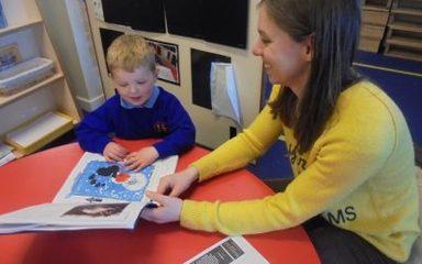 Nursery Special Book Time
