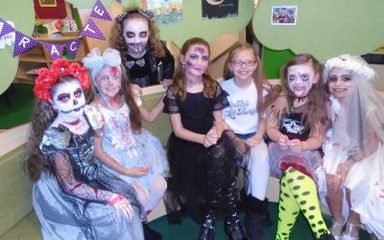 Halloween in KS2