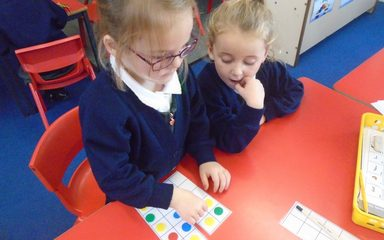 Practical Place Value in Y1 EB
