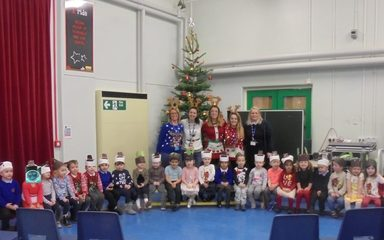 Nursery Christmas Sing-a-long