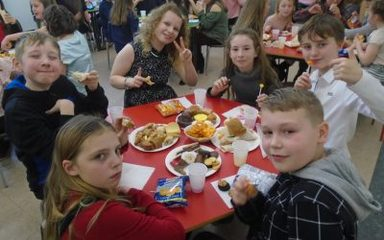 Year 5 and 6 Christmas party