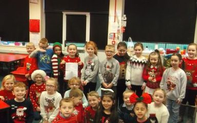 Merry Christmas from Year 2 A/C