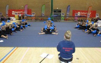 Year 4 & 5 Gymnastics and Cheerleading Festival!