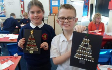 Y5 AB's Crafty Christmas Week!