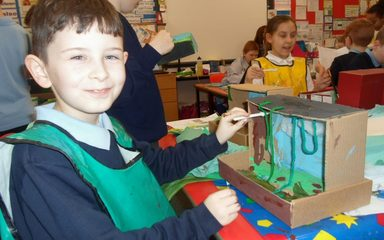 Rainforest dioramas Y4RO