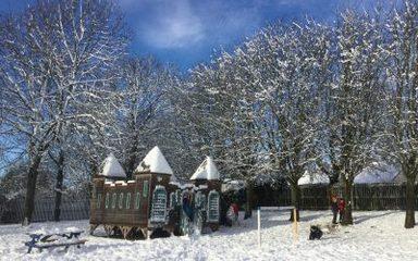 Winter Wonderland at Glynwood