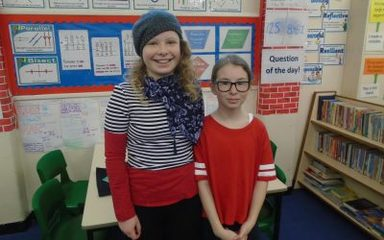 French day in Year 6