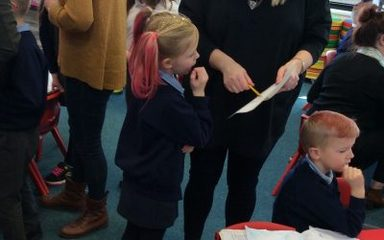 Creative Curriculum Sharing Afternoon in Year 2
