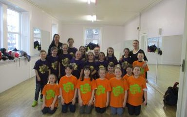 Glynwood Dance Teams Take a Trip to Newcastle Dance Centre