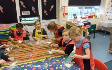 Year 2 Science Club