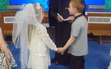 A Regal Reception Wedding