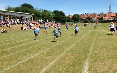 Early Years Sports Day