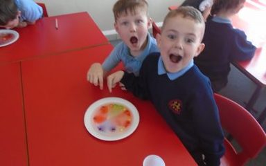 Science and Technology Week in Y1EB