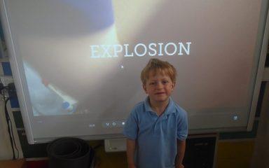 'Explosion'
