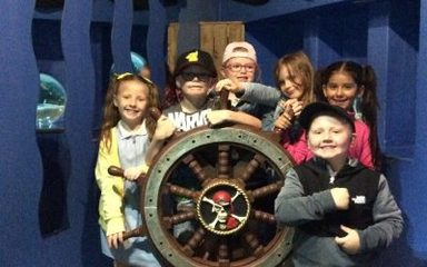 Year 2 love their seaside trip to Tynemouth
